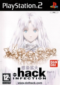 .hack//Infection Part 1 Box Art