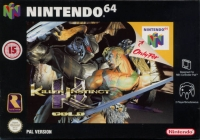 Killer Instinct Gold Box Art