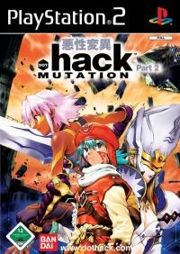 .hack//Mutation Part 2 [DE] Box Art