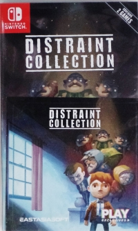 Distraint Collection Box Art