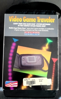 Dynasound Video Game Traveler Box Art