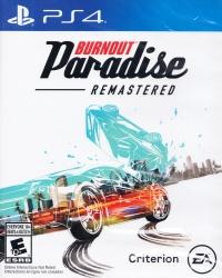Burnout Paradise Remastered [CA] Box Art