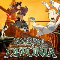 Goodbye Deponia Box Art