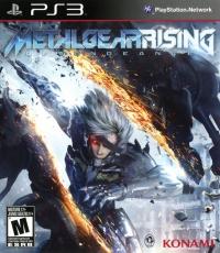 Metal Gear Rising: Revengeance (20246-CS) Box Art