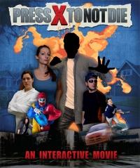 Press X to Not Die Box Art