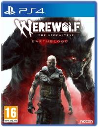 Werewolf: The Apocalypse - Earthblood Box Art