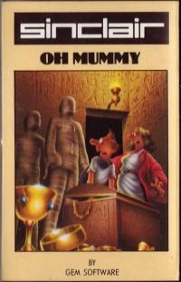 Oh Mummy Box Art