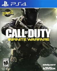 Call of Duty: Infinite Warfare (Includes Terminal Bonus Map) Box Art