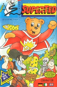 Superted Box Art