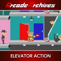 Arcade Archives Elevator Action Box Art