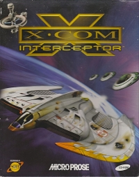 X-COM Interceptor Box Art