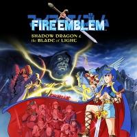 Fire Emblem: Shadow Dragon & the Blade of Light Box Art