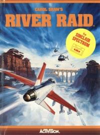 River Raid (Activision) Box Art