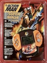 Action Man Super Ninja Box Art