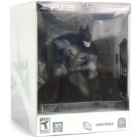 Batman: Arkham City - Collector's Edition Box Art