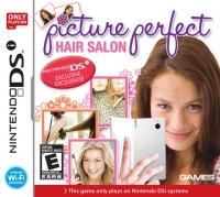 Picture Perfect Hair Salon Box Art