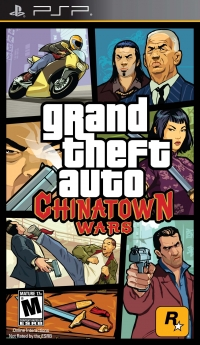 Grand Theft Auto: Chinatown Wars Box Art