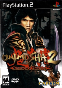 Onimusha 2: Samurai's Destiny Box Art