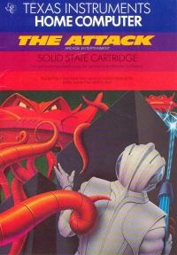 Attack, The Box Art