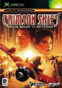 Crimson Skies: High Road to Revenge Box Art