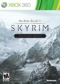 Elder Scrolls V, The: Skyrim - Collector's Edition Box Art