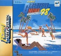 Pro Yakyuu Greatest Nine 98: Summer Action Vol.31 Box Art