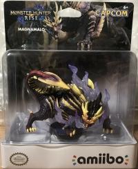 Magnamalo - Monster Hunter Rise Box Art