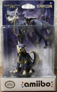 Palamute - Monster Hunter Rise Box Art