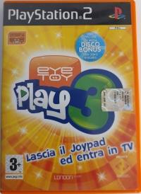 EyeToy: Play 3 [IT] Box Art