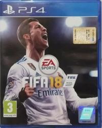 FIFA 18 [IT] Box Art