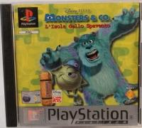 Disney Pixar Monsters & Co: L'Isola dello Spavento - Platinum Box Art