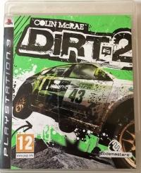 Colin McRae: DiRT 2 [IT] Box Art