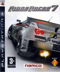 Ridge Racer 7 [IT] Box Art