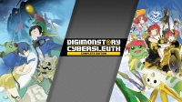 Digimon Story: Cyber Sleuth - Complete Edition Box Art