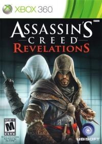 Assassin's Creed: Revelations Box Art