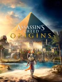 Assassins Creed: Origins Box Art