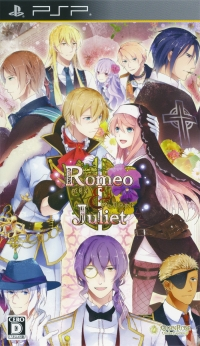 Romeo & Juliet Box Art