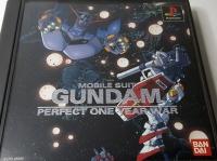 Mobile Suit Gundam: Perfect One Year War Box Art