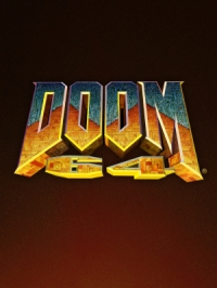 Doom 64 Box Art