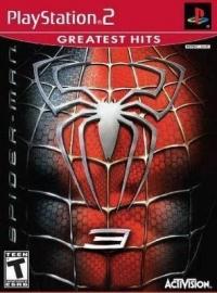 Spider-Man 3 - Greatest Hits Box Art