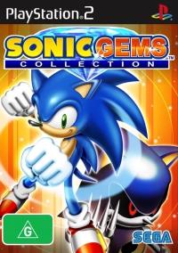 Sonic Gems Collection Box Art