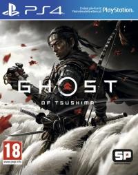 Ghost of Tsushima [DK][FI][NO][SE] Box Art
