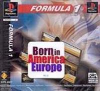 Formula 1 Box Art