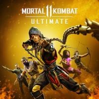 Mortal Kombat 11 Ultimate Box Art