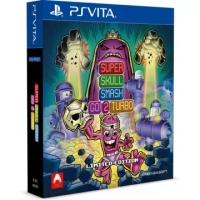 Super Skull Smash Go! 2 Turbo - Limited Edition Box Art