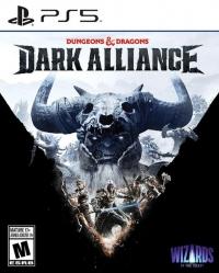 Dungeons & Dragons: Dark Alliance Box Art
