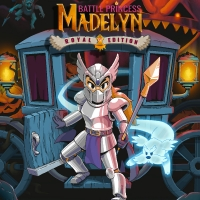 Battle Princess Madelyn Royal Edition Box Art