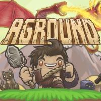 Aground Box Art