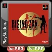 Rising Zan: The Samurai Gunman Box Art
