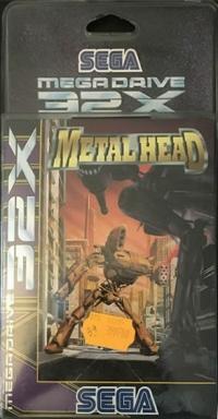Metal Head [FR] Box Art
